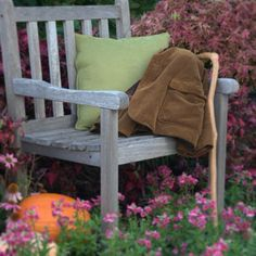 Why don't you pull up a chair and sit a spell? #mossmountain #autumncolors #ilovefall #pumpkinspice #sharethebounty