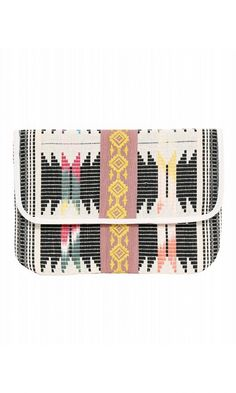 San Marco Embroidered Clutch