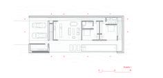 Galería de Casa Valtocado / Mathias Klotz + Rafael De Lacour - 6 Small House Plans, Cool House Designs, Ideas Para, Home Goods, Diagram, Floor Plans, 1, Layout, Flooring