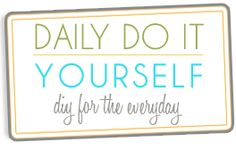 Daily DIY