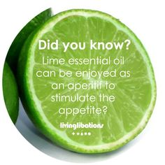From your tummy to your toes, from your gums to your nose, our Lime Essential Oil is one you'll be glad you chose! Lime oil has powerful medicinal properties like preventing infections, curing ulcers, easing toothaches, reducing fever, increasing circulation and aiding in digestion. Lime oil can even be enjoyed as an aperitif to stimulate the appetite – bon appetit!