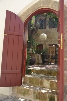 EXCLUSIVE SUITES BOUTIQUE HOTEL. MEDIEVAL TOWN, RHODES, GREECE.- kokkiniporta.com Rhodes, Medieval Town, 15th Century, Boutique, Byzantine, Old Town, Oversized Mirror, Modern Design, Greece