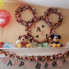 birthday decorating ideas for men | Unique Decoration Ideas For Birthday Party