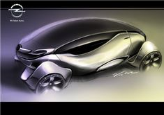 Car design and my life...: OPEL