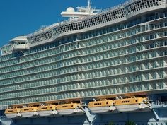 Where is your favorite place to stay on Allure of the Seas? #cruise