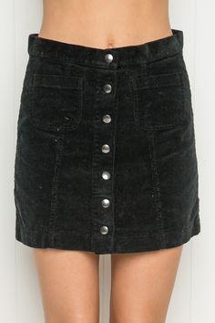 Brandy ♥ Melville | Bruce Skirt - Skirts - Bottoms - Clothing
