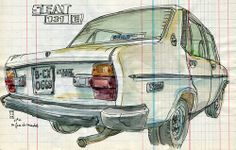 Seat 131 Illustration