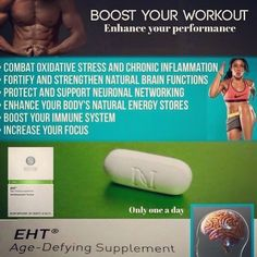 If you haven't heard about EHT yet - you will! www.kimski.nerium.com