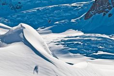 The award-winning snowboarding photographer tells RedBull.com about how he created his best images.