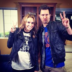 #fangirl Keltie and Any Grammer