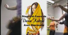 Vidéo : Cours de Danse Kabyle
