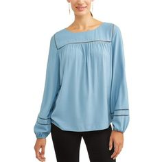 356da161 Free 2-day shipping on qualified orders over $35. Buy Women's Challis Woven  Top