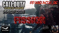 """Call Of Duty Advanced Warfare """"FISSION"""" 1440P DSR Max Settings Asus Stri..."""