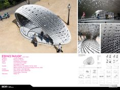 Synthesis Design + Architecture, Los Angeles, CA. Alvin Huang, AIA. [C]Space Pavilion*, London, England.
