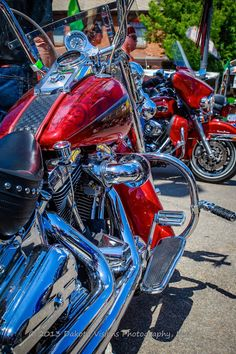 Images from Sturgis Motorcycle Rally 2013: Part I Custom Harley Davidson Paint Chrome #Sturgis #SouthDakota