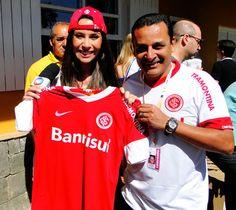 Site oficial do Sport Club Internacional - Gre-Nal dos Artistas movimenta Canela - 24/10/2012
