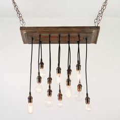 Reclaimed Barn Tin Chandy Copper, $670, now featured on Fab.