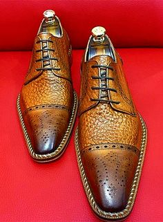 Handcrafted Leather Shoes for Men Cap Toe Shoes, Men's Shoes, Shoe Boots, Shoes Men, Leather Men, Leather Shoes, Mens Fashion Shoes, Dream Shoes, Penny Loafers