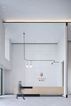 Lobby Interior, Office Interior Design, Office Interiors, Interior Architecture, Reception Desk Design, Lobby Reception, L Office, Cove Lighting, Counter Design