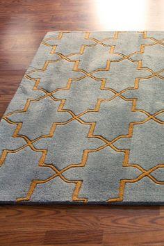 nuLOOM marrakesh trellis rug- smoky grey