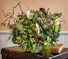 woodland bouquet 2, Art of Weddings, Françoise Weeks