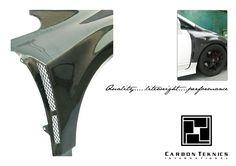 Carbon fiber Feels style rear diffuser on a Honda Civic