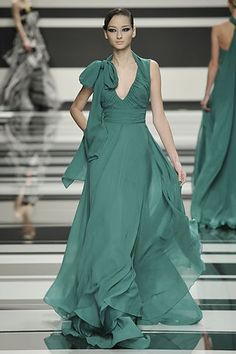 Elie Saab Fall 2008 Ready-to-Wear - Collection - Gallery - Style.com