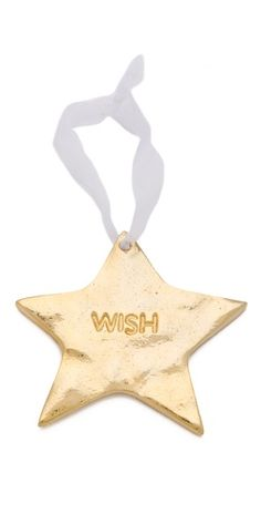 Wish Star Ornament