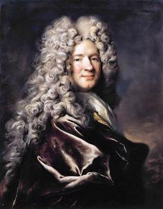 Nicolas de Largillièrre (French 1656–1746) Portrait of a Gentleman, circa late 17th century/early 18th century.