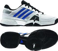 Adidas Shoes Men Barricade 8 adidas Men's adipower barricade Team 3 Tennis Shoe                                 Synthetic                    All-Court Outsole