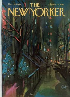The New Yorker : Dec 18, 1965