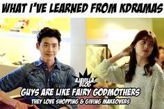 via: Aja-Villa W-Two Worlds #drama #korean