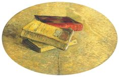 Vincent Van Gogh – Still Life with Books