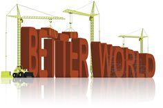 Acredito que é possível construir um mundo melhor, tenho a consciência da força da Internet e das redes sociais e sei que a melhor forma de construir um mundo melhor, é dar poder aos empreendedores, poder às paixões que cada pessoa tem em si, poder de construir um império, onde o elo comum é o usufruto das paixões, e sobre isso, um negócio com total flexibilidade de tempo e geográfica: http://atrairmaisrendimento.com/por-um-mundo-melhor +info: http://atrairclientes.com/