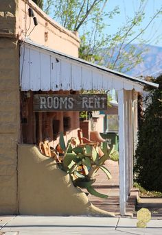 Rustic Room For Rent - Adobe Building Prickly Pear Cacti Tombstone AZ Photograph @butterflysattic   #bmecountdown #MothersDayGift #Photograph