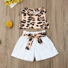 Department Name: ChildrenItem Type: SetsMaterial: CottonGender: GirlsFit: Fits smaller than usual. Kids Outfits Girls, Dresses Kids Girl, Girl Outfits, Cute Outfits, Girl Sleeves, Crop Top Outfits, Baby Dress, Kids Fashion, Style