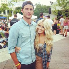 Me And Peyton! This is when he took me to a concert in Miami.He is 28 years old and HE IS MAH BÆ!!! He is so bæ when he is bæ AND TOGETHER WE ARE BÆ!!!