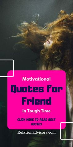 Find best encouraging words for your friends who are going through tough times. Encouraging Quotes For Friends, Motivational Quotes For Friends, Tough Times, Hard Times, Successful Marriage, Stay Strong, Words Of Encouragement, Read More, Best Quotes