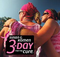 Cancer walk seattle breast