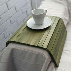 Flexible tray or sofa bed, Wooden tray, Flexible chair tray, Wooden TV tray, Wooden coffee table, Sofa tray table, Lap trays bed, Breakfast de tossart en Etsy