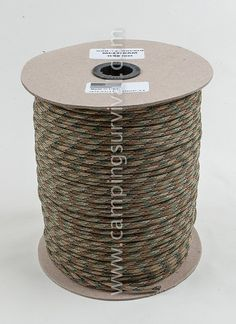 Gladding Multicam U.S. Made Paracord 1000 Feet  Only $44.83  *Price subject to change without notice.