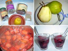 Tucet vyzkoušených a mých nejoblíbenějších receptů na horké nápoje - recepty na vánoční punče, jak udělat svařák z červeného vína, jak se dělá grog- příprava grogu a horký nápoj hriatô jako inspirace ze Slovenska.