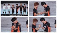Haikyuu stage play.... I'm crying now why.