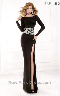 Tarik Ediz 92362 $820 Would make a great New Year's dress
