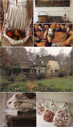 The Paper Mulberry: Farmhouse Harvest English Cottage Interiors by Hugh Lander and Peter Rauter Country Life, Country Living, Country Style, Cozy Cottage, Cottage Style, Tudor Cottage, Farm Cottage, English Cottage Interiors, Paper Mulberry