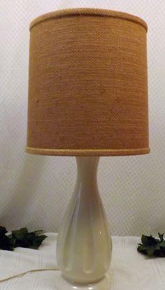60s Danish Modern Table Lamp