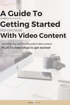 Not sure which platform you should focus on? Facebook Live, Youtube, Instagram Stories... confused? This guide walks you through the pros and cons of each to help you decide which is right for you and your business. Plus a worksheet to help you come up with video ideas AND 10 free video ideas to get started!