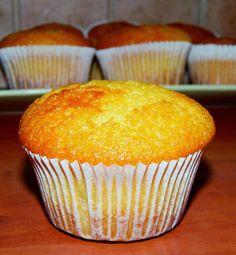 Pomerančové muffiny ~ KARIZÓNA - VEGANSKÉ RECEPTY Cupcakes, Sweets, Breakfast, Desserts, Recipes, Milk, Eggs, Morning Coffee, Tailgate Desserts