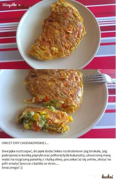 Lunch Recipes, Breakfast Recipes, Cooking Recipes, Healthy Recipes, Omelette, Salty Foods, Cooking Time, Food To Make, Food Porn