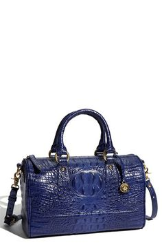 I love all Brahmin Bags. I got one similar style in Navy for my Birthday.